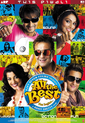 All the Best 2009 Hindi