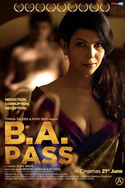 B.A. Pass 2013