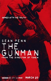 the gunman movie download