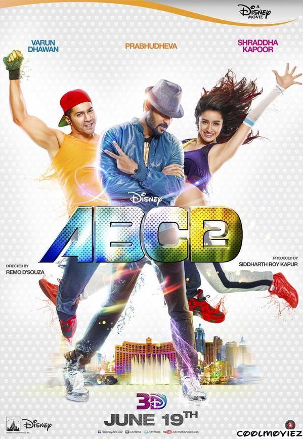 ABCD 2 (2015) Hindi 720p