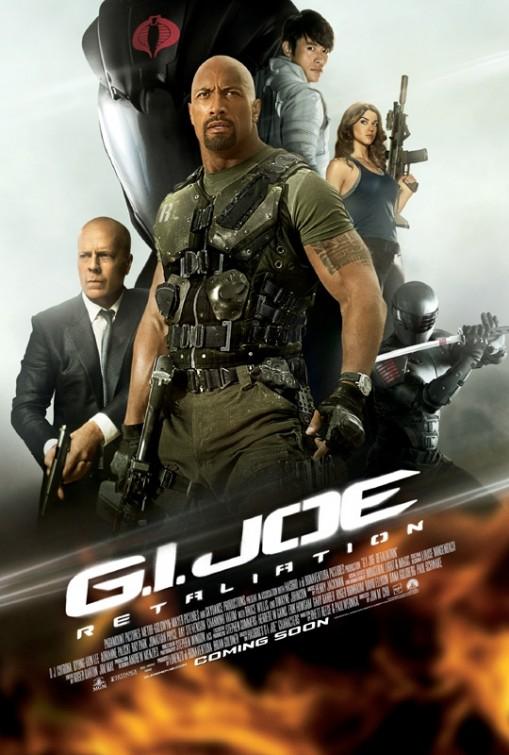 G.I Joe Retaliation (2013) movie