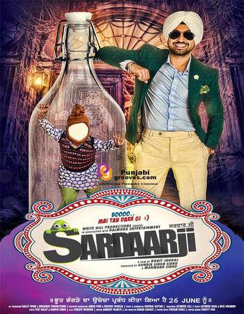 Sardaar Ji (2015) Poster