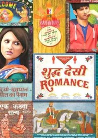 Shuddh Desi Romance (2013) movie
