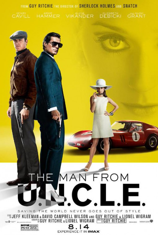 The Man From U.N.C.L.E (2015)
