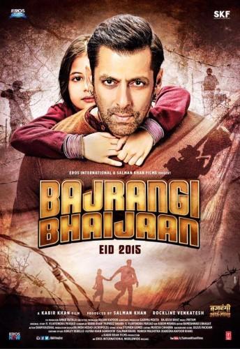 BAJRANGI BHAIJAAN (2015) movie