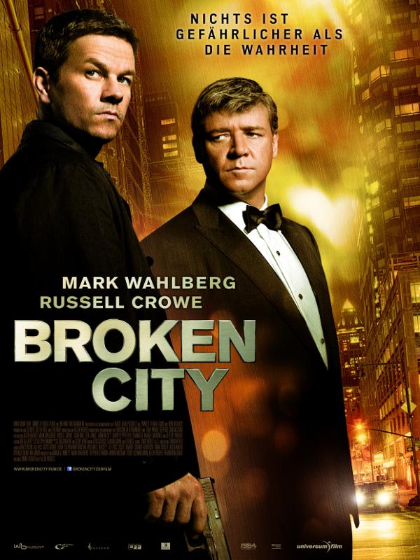 BROKEN CITY 2013 movie
