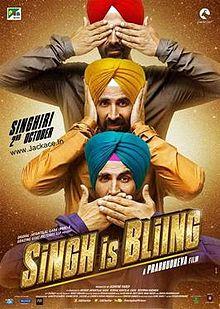 Singh Is Bliingh (2015)