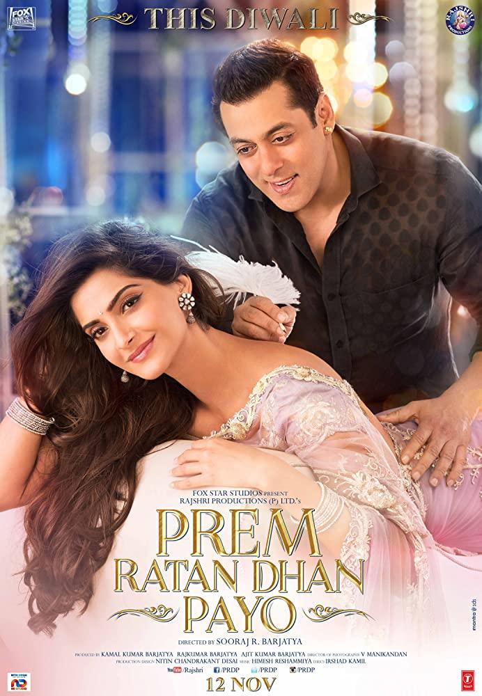 Prem Ratan Dhan Payo (2015) 720p Hindi