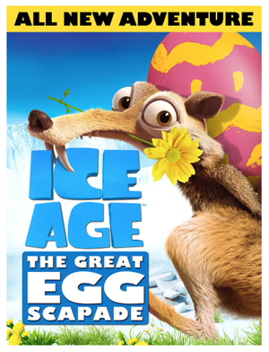 Ice Age The Great Egg Scapade (2016)