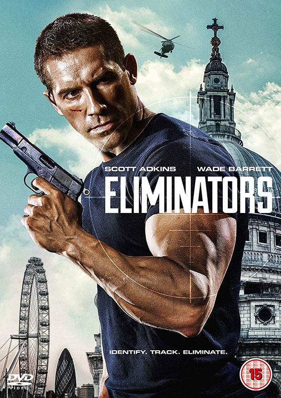Eliminators (2016) movie