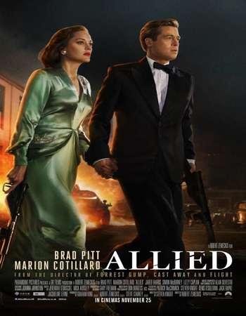 Allied (2016) English