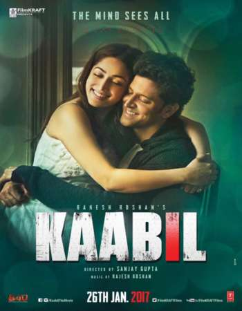 Kaabil (2017) Hindi Movie Poster