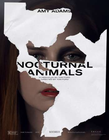 Nocturnal Animals (2016) English Movie Poster