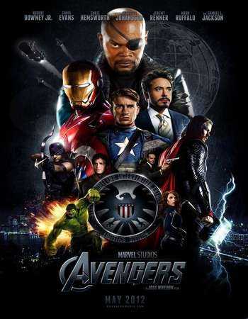The Avengers (2012) Hindi Dual Audio