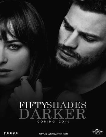 Fifty Shades Darker (2017) English Movie Poster
