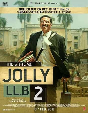 Jolly LLB 2 (2017) Hindi Movie Poster