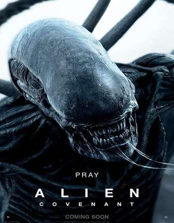 Alien Covenant (2017) Hindi Dual Audio