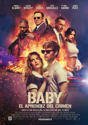 Baby Driver 2017 Eng HDCAM 480p 350mb