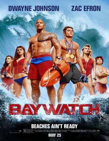 Baywatch (2017) Hindi Dubbed