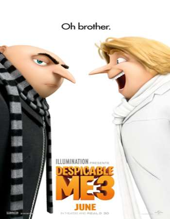 Despicable Me 3 (2017) HDTS Poster