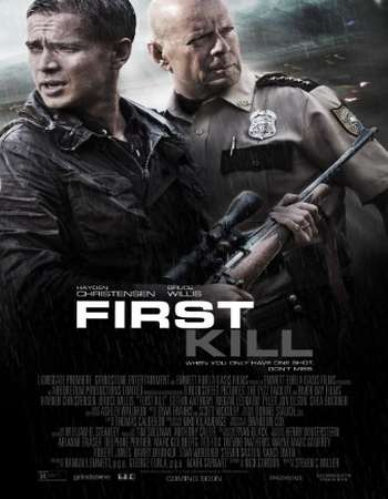 First Kill (2017) Web-DL Poster