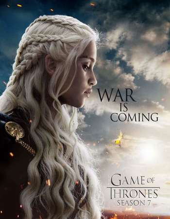 Game of Thrones (season 7) Poster