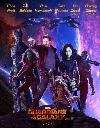 Guardians of the Galaxy Vol. 2 (2017) English Movie