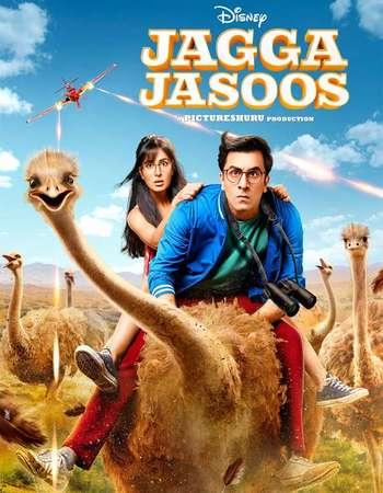 Jagga Jasoos (2017) Hindi Movie DVDScr