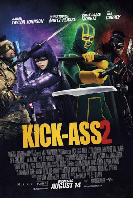 Kick-Ass 2 2013 bluray 720p