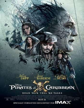 Pirates of the Caribbean Dead Men Tell No Tales (2017) Hindi Dual Audio