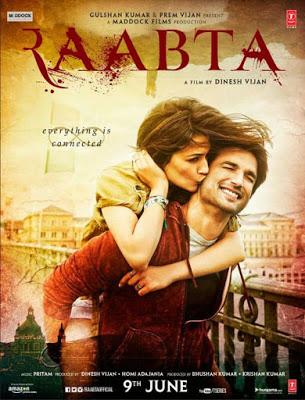 Raabta 2017 Hindi Pre-DVDRip 700mb