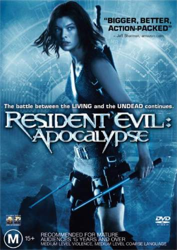 Resident Evil 2 Apocalypse (2004)