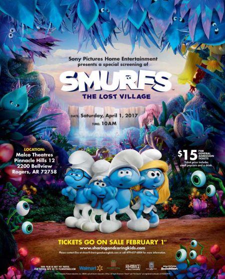 Smurfs The Lost Village (2017)