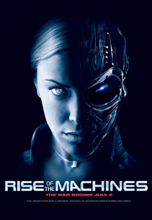 Terminator 3 Rise of the Machines (2003)