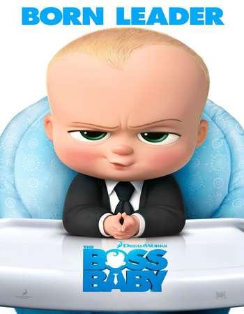 The Boss Baby (2017) Hindi Dual audio
