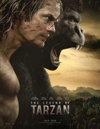 The Legend of Tarzan (2016) Full Movie Hindi Dubbed