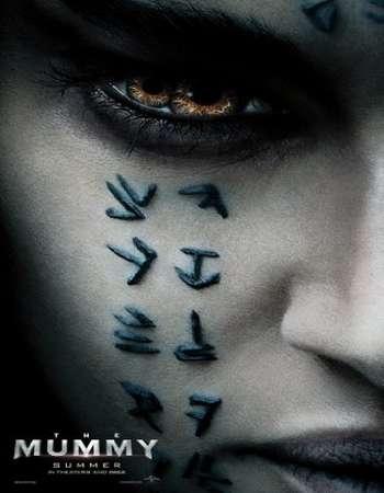 The Mummy (2017) HC HDRip Poster