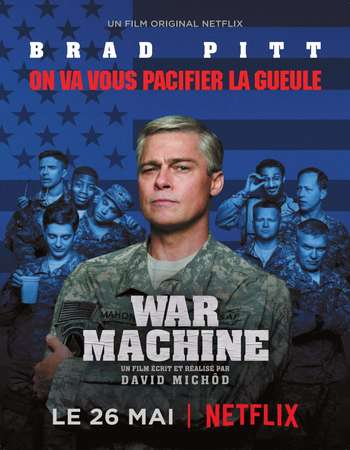 War Machine (2017) Hindi Dual Audio