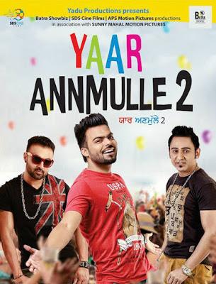 Yaar Annmulle 2 2017 Punjabi 720p