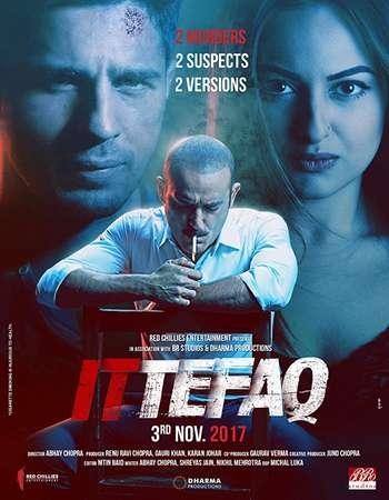 Ittefaq (2017) Hindi Movie Pre-DVDRip Download