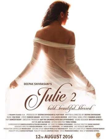 Julie 2 (2017) Hindi Movie