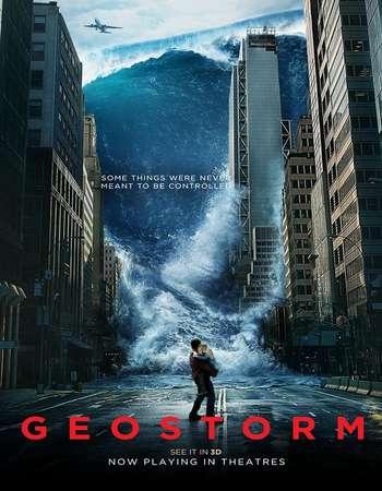 Geostorm (2017) 1080p English