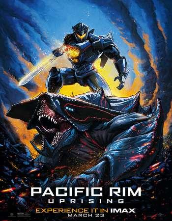 Pacific Rim Uprising (2018) Hindi Dual Audio