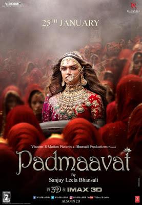 Padmaavat 2018 Hindi Pre-DVDRip 700MB