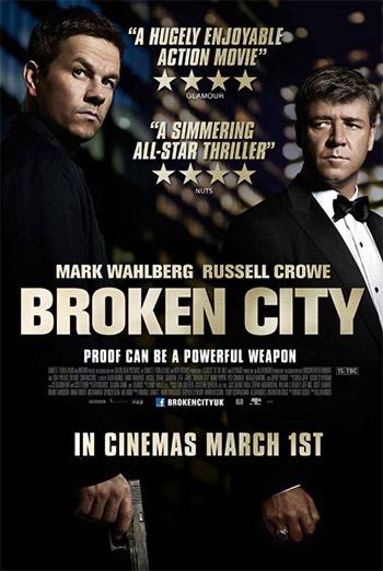 Broken City (2013) movie
