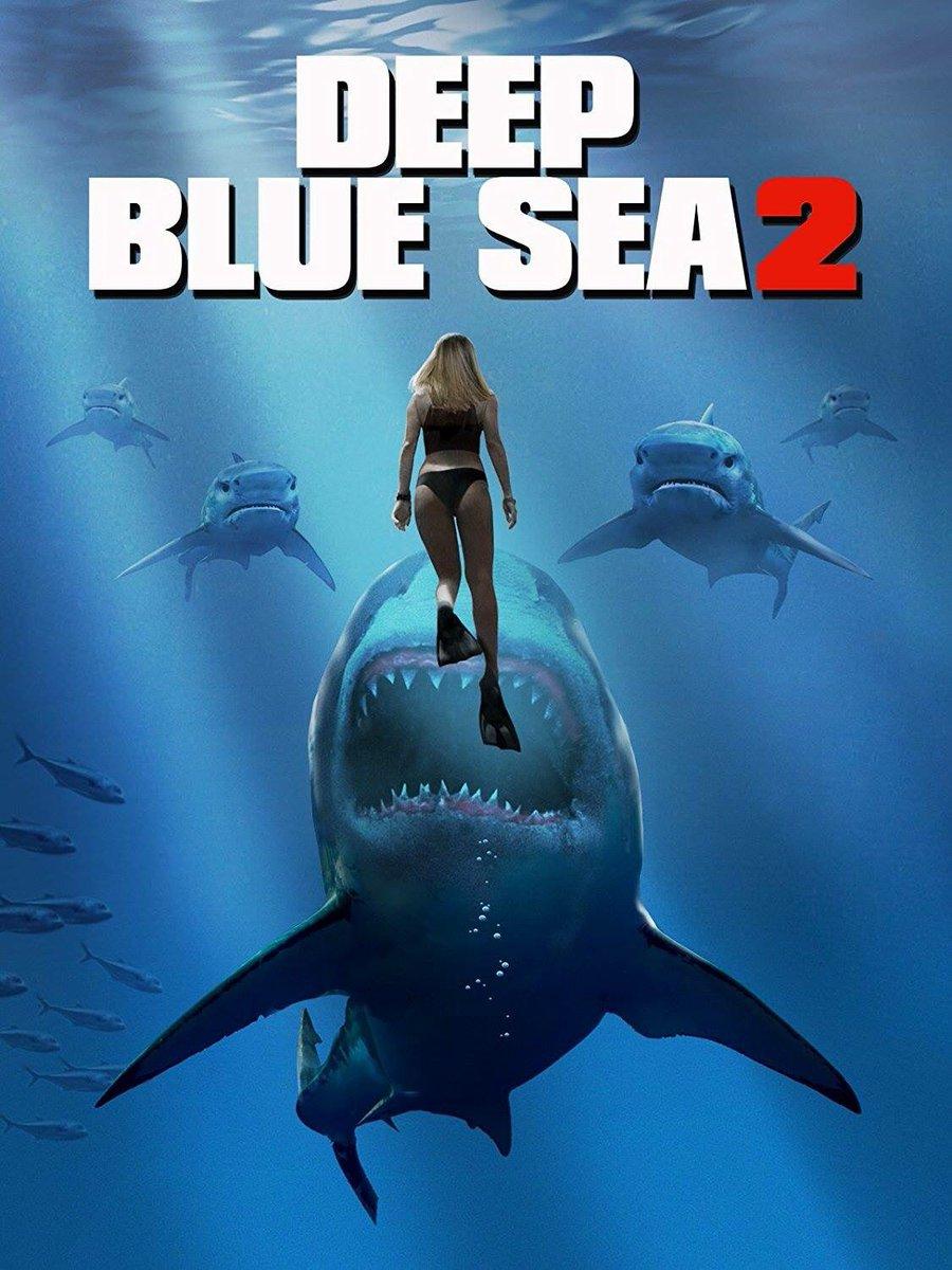 Deep blue sea 2 movie