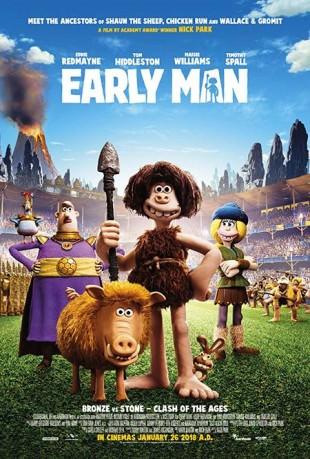 Early Man movie