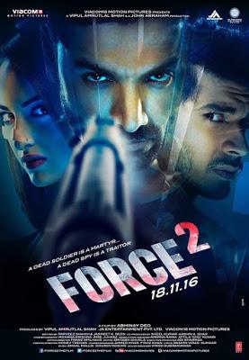 Force 2 2016 Hindi