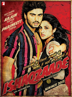 Ishaqzaade movie