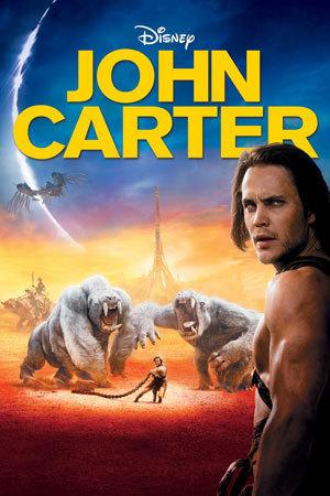 John Carter (2012) movie